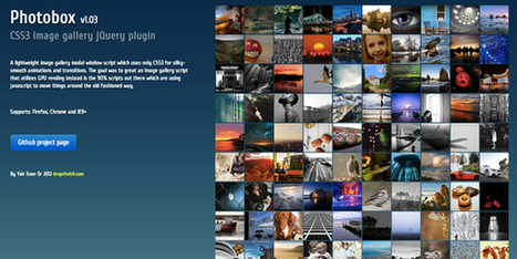 Les ressources web du lundi #47 - webdesign-inspiration   inspiration design   Scoop.it