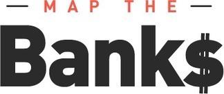 Map the Banks | Open data | Scoop.it