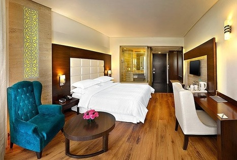 Four Points by Sheraton Dehradun: Unwind at the hotels in Dehradun near clock tower! | Hotels and Restaurants | Scoop.it