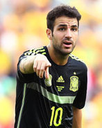 Chelsea new boy Cesc Fabregas backed to fill void left by Frank Lampard - Daily Star | Barclays Premier League | Scoop.it