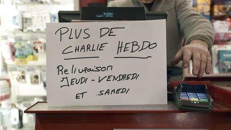 Charlie Hebdo: les marchands de journaux seront réapprovisionnés toute la semaine | DocPresseESJ | Scoop.it