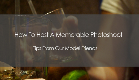 What Models Look For In A Good Host | Photography Today | Scoop.it