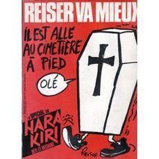 #308 ❘ Hara-Kiri ❘ presse satirique ❘ 1960 - 1985 | Art et littérature (etc.) | Scoop.it