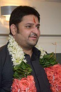 Mr. Mohit Kamboj - The New President of Bombay Bullion Asso. Ltd. | Bombay Bullion Accociation | Scoop.it