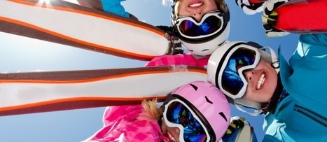 Are ski destinations and operators leading a social-tech wave? | women who travel | Scoop.it