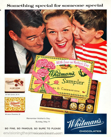 A Sweet Mothers Day | A Cultural History of Advertising | Scoop.it