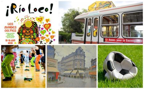 Rio Loco, Euro de football et fêtes de quartier : que faire ce week-end à Toulouse ? | Toulouse La Ville Rose | Scoop.it