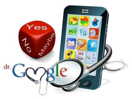 Dr. Smartphone toma el relevo a Dr. Google | COMunicación en Salud | Scoop.it