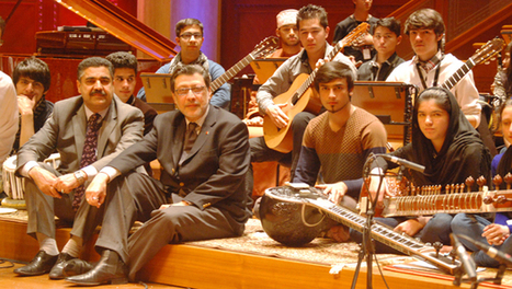 Times of Oman | News :: Afghan Youth Orchestra plays for peaceful future | SAMENA | Scoop.it
