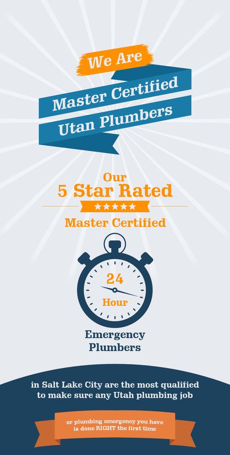 Hire the Experienced Salt Lake City Plumbers of Quick Response Plumbing   Drain Cleaning Services in Salt Lake City   Scoop.it