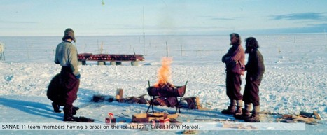 Antarctic Legacy of South Africa | | Legacy Information Resources | Scoop.it