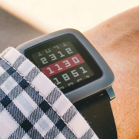 Pebble's 2nd Kickstarter campaign to bring more than $20M | Wearable computing, wearable connected objects | Scoop.it