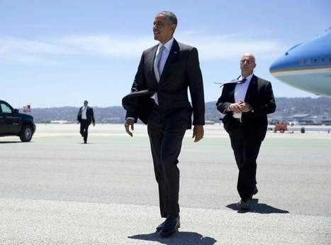 Obama Hits the Links in California Amid Drought | enjoy yourself | Scoop.it
