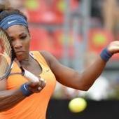 Serena Williams arrolla a Cibulkova y accede a cuartos en Roma - Lainformacion.com   Deportes   Scoop.it