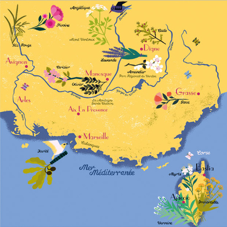 Happy Interior Blog: Happy Voyage: Off To The Provence! | Pièces par pièces | Scoop.it