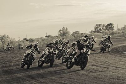 As AMA Pro Flat Track returns to Phoenix... - AMA Pro Flat Track | Facebook | California Flat Track Association (CFTA) | Scoop.it