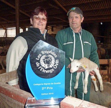 Raconte-moi un bel agneau label rouge | Pays de Gourdon Tourisme | Scoop.it