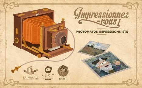 Devenez modèle impressionniste avec YuSit ! - Actualités Pro de Museumexperts | Innovations dans les musées et les lieux de culture. | Scoop.it
