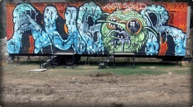 Los Angeles (CA) - Street-art | FatCap | Artoy | Scoop.it