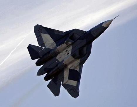 Russia: prove di volo completate per il T-50, il primo caccia di quinta generazione del Cremlino   La Grande Guerra (la III^)   Scoop.it