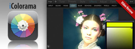 Bring Your Pictures to Life With iColorama iPad App | Best iPhone Apps and iPad Apps | Scoop.it