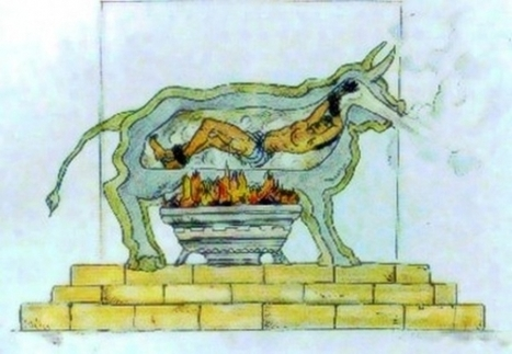 "The ""Brazen Bull,"" Ancient Greek Torture Machine and Musical Instrument 