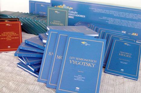 MEC disponibiliza 62 títulos grátis da Coleção Educadores | aprendizagens on line - leitura e letramento | Scoop.it