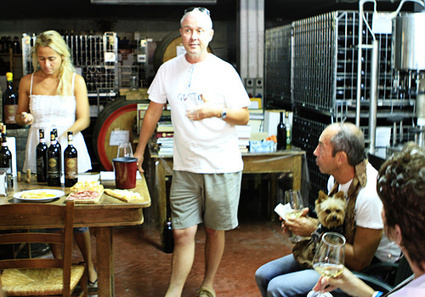 Umbrian Wine Tasting With Gusto Wine Tours | Travel Umbria! | Gusto Wine Tours - Umbria | Scoop.it