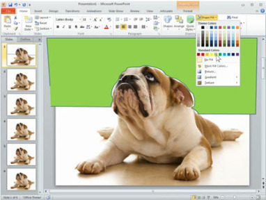 3 Tutorials to Help You Get More Out of PowerPoint's Image Editing | Educational technology | Scoop.it