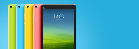 XIAOMI - TABLETS   Property Management, Real Estate   Scoop.it