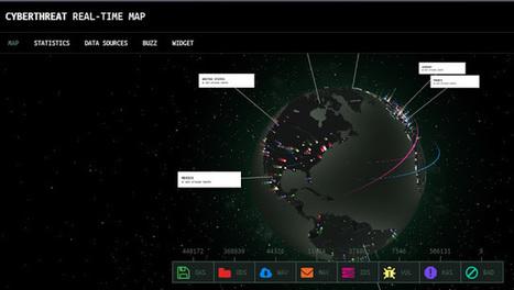 Geoinformación: 7 mapas interactivos para explorar el mundo en tiempo real | #GoogleMaps | Scoop.it