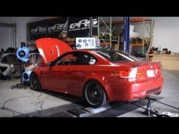 Melbourne Red BMW M3 Impresses at Dyno Test | The Ethereal BMW | Scoop.it