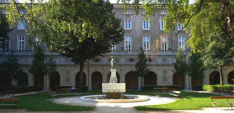 Site auriculaire n°4, Lyon – Jardin du Musée des Beaux-Arts (PalaisSaint-Pierre) | DESARTSONNANTS - CRÉATION SONORE ET ENVIRONNEMENT - ENVIRONMENTAL SOUND ART - PAYSAGES ET ECOLOGIE SONORE | Scoop.it