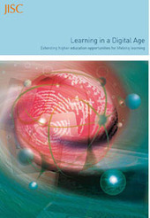 [ARCHIVED] Learning in a Digital Age - extending higher education opportunities for lifelong learning : Jisc | ePedagogía | Scoop.it