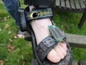 National charity unveils GPS-guided 'robo-sandals' for birdwatchers | Wearable Tech | Scoop.it