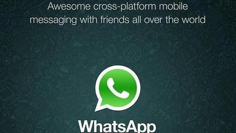 WhatsApp privacy policy questioned by regulators | The Cyber Playground - Teens in the Online World | Scoop.it