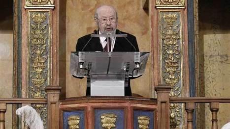 """Caballero Bonald: """"Siempre hay que defenderse con la palabra de quienes pretenden quitárnosla"""" - RTVE.es   Vivespañol   Scoop.it"""