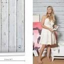 Timber look wallpaper design trend continues in 2014 | Wallpaper | Scoop.it