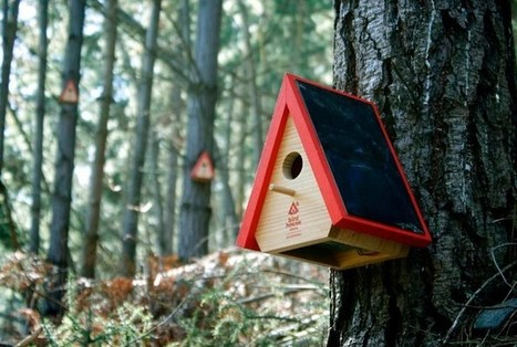 3G Arduino Bird House Notifies Authorities Of Forest Fires (video) | Raspberry Pi | Scoop.it