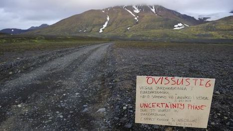 Iceland says subglacial eruption is under way - Fox News | CLOVER ENTERPRISES ''THE ENTERTAINMENT OF CHOICE'' | Scoop.it