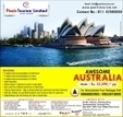 Australia tour package From India | australia Holidays Package From Delhi | AWESOME AUSTRALIA | AMAZING AUSTRALIA | International Tour & Holiday Packages from Delhi,  India. Book World Honeymoon Tour Packages at Pearlstourism.net | Scoop.it