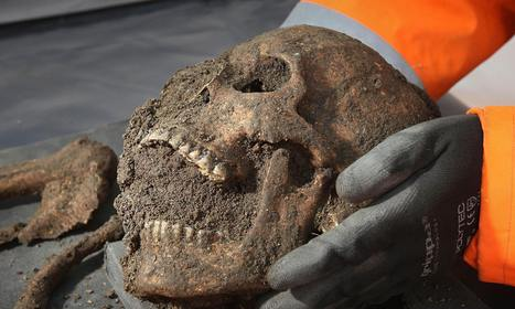 Black death was not spread by rat fleas, say researchers - The Guardian | History of Medicine | Scoop.it