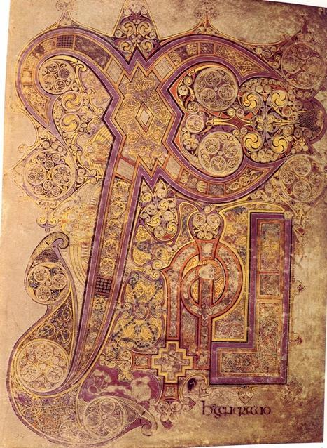 The Medieval Chi-Rho in northwestern Spain   Medieval Manuscripts   Medieval Palaeography   Scoop.it