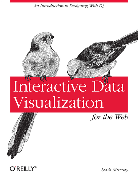 Interactive Data Visualization for the Web | Media | Scoop.it
