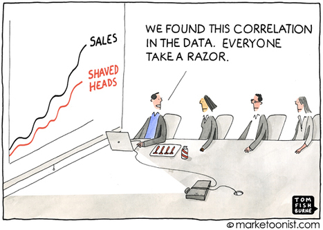 """Big Data Analytics"" cartoon 