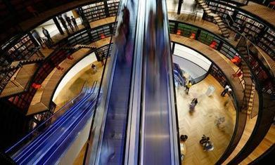 Libraries are trusted spaces, but this doesn't mean they have to stay the same | Bibliothèques | Scoop.it