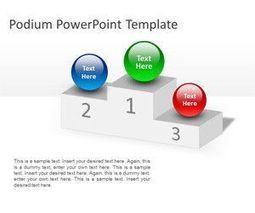 Free Awards PowerPoint Templates | Free Business PowerPoint Templates | Scoop.it