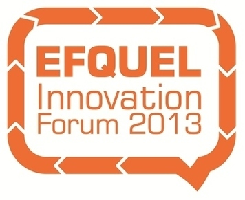 EIF2013 Keynotes confirmed, a short guided tour! | EFQUEL | Quality assurance of eLearning | Scoop.it