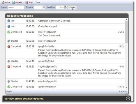 Self-Hosting SignalR in a Windows Service - Rick Strahl's Web Log | BrowserApps | Scoop.it