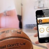 94Fifty brings smart sensor technology to the lowly basketball | 94Fifty Articles in the Press | Scoop.it